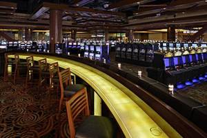 photo - Downstream Casino Resort in Quapaw has 2,000 slot machines. <strong> - PHOTO PROVIDED</strong>