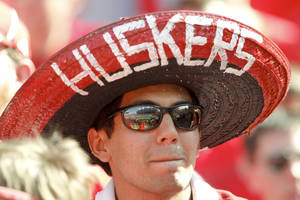 Photo - Nebraska is expected to bring about 10,000 fans to Stillwater for Saturday's game against Oklahoma State. AP PHOTO