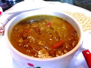 photo - Split pea soup is a healthy, delicoius one-pot meal. &lt;strong&gt;SHERREL JONES - THE OKLAHOMAN&lt;/strong&gt;
