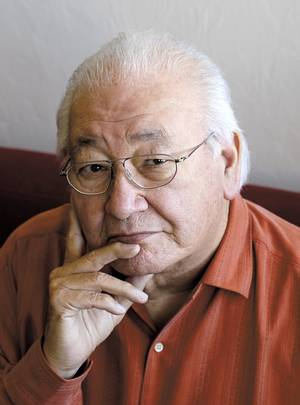 Photo - Pulitzer Prize-winning author N. Scott Momaday will read from his books at 7 p.m. Tuesday, Oct. 30, at Oklahoma City University. <strong> - Provided</strong>