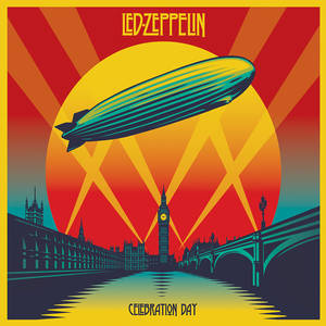 """Photo -   This cover image released by Atlantic Records shows the box set for Led Zeppelin's """"Celebration Day."""" (AP Photo/Atlantic)"""