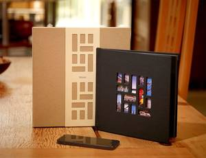 photo - Select 20 photos from your mobile device while using the Mosaic by Mixbook app and get a linen-covered album of them shipped to you from the company for about $20. PHOTO PROVIDED.  <strong></strong>