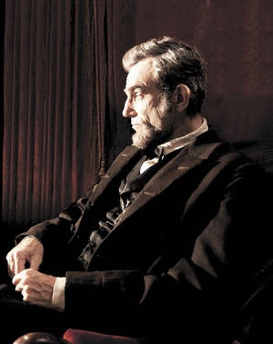Daniel Day-Lewis stars in &quot;Lincoln.&quot;  DreamWorks, Twentieth Century Fox IMAGE