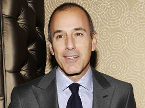 "Photo - FILE - In this Jan. 12, 2012 file photo, ""Today"" show co-host Matt Lauer attends the ""Today"" show 60th anniversary celebration at the Edison Ballroom in New York. Lauer on Thursday, March 14, 2013 told advertisers that he wants to get the ""Today"" show back to being the most-watched and least talked about show on morning television, and he expects to do it.  (AP Photo/Evan Agostini, File)"