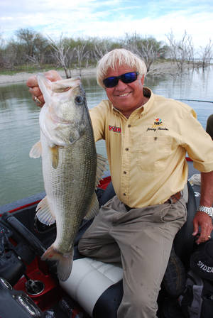 photo - Jimmy Houston of Cookson will teach a Bass Fishing Techniques class next month at Rose State College. Photo provided