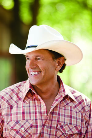 Photo - George Strait. Vanessa Gavalya photo <strong>Vanessa Gavalya</strong>