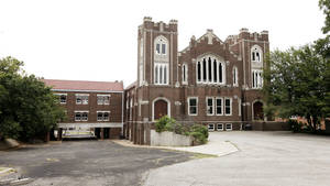 Photo - CIty Presbyterian Church paid $975,000 to buy the former Pilgrim Congregational Church house at 1433 Classen and its education wing at 829 NW 13. <strong>PAUL B. SOUTHERLAND - The Oklahoman</strong>