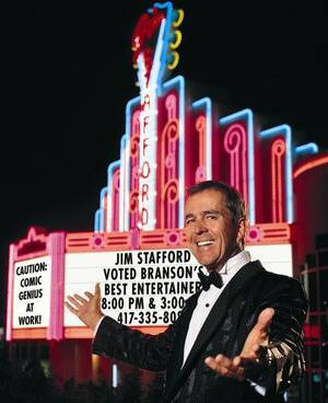 Photo - Branson entertainer Jim Stafford. Photo provided <strong></strong>