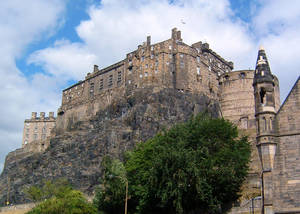Photo - Edinburgh Castle has been a focal point for the city since the 11th century.   Photo by Rich Earl   <strong>Photo by Rich Earl</strong>