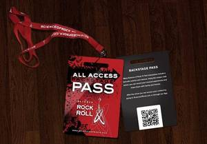 """Photo -  Visitors to the traveling exhibit """"The Science of Rock 'n' Roll"""" can buy a Backstage Pass that allows them to record their music-making experiences. The exhibit closes Sunday at Science Museum Oklahoma. Photo provided   <strong></strong>"""