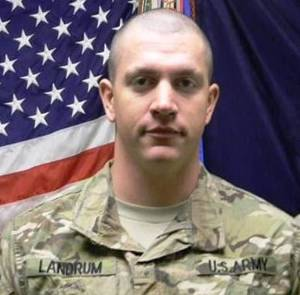 Photo - 1st Lt. Brandon Landrum <strong></strong>