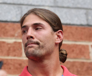 "Photo - Philadelphia Eagles wide receiver Riley Cooper meets with the media at NFL football training camp on Wednesday, July 31, 2013, in Philadelphia. Cooper has been fined by the team for making a racial slur at a Kenny Chesney concert that was caught on video, leading him to say he's ""ashamed and disgusted"" with himself. (AP Photo/Philadelphia Daily News, Yong Kim) THE EVENING BULLETIN OUT, TV OUT; MAGS OUT; NO SALES"
