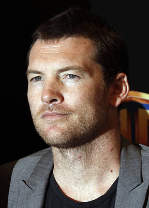 Photo - Sam Worthington <strong>Matt Sayles</strong>