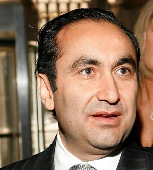 photo - Aaron Yashouafar, CEO, Milbank Real Estate. <strong></strong>