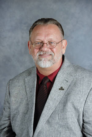 Photo - Jack Bryant, acting president of Redlands Community College in El Reno, Oklahoma. Photo provided