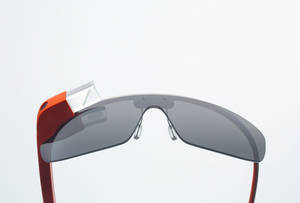 Photo - Google glasses. PHOTO PROVIDED. <strong></strong>