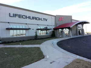 Photo - The new LifeChurch.tv Moore campus at 2916 S Telephone Road, is scheduled to open in December. Photo provided <strong></strong>