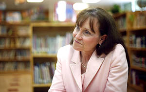 Photo - Carol Perry, shown here in 2011, is the principal at Rancho Village Elementary School.  <strong>SARAH PHIPPS - SARAH PHIPPS, The Oklahoman</strong>
