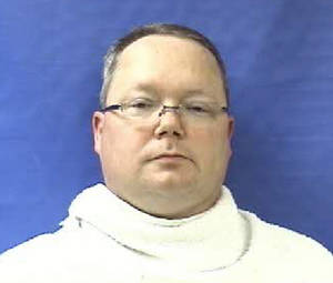Photo - FILE - This photo provided by the Kaufman County Sheriff's Office shows Eric Williams. Williams, a former Texas justice of the peace seeking revenge for a theft conviction that ended his judicial career, carried out a plot with his wife to kill the men who prosecuted him, authorities said Thursday, April 18, 2013. (AP Photo/Kaufman County Sheriff's Office, File)