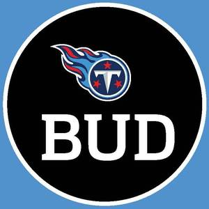 Photo - This graphic provided by the Tennessee Titans on Wednesday, Oct. 30, 2013, shows the patch Titans players will be wearing on their jerseys honoring their late owner Bud Adams starting this Sunday against the St. Louis Rams. Adams died Oct. 21 at the age of 90. (AP Photo/Tennessee Titans)