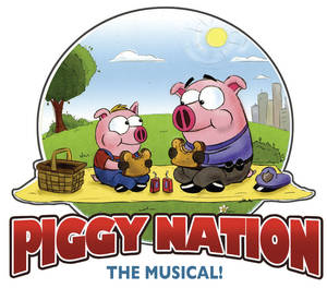 Photo - 'Piggy Nation the Musical' will premiere at Sooner Theatre in Norman May 5-6. PHOTO PROVIDED. <strong></strong>