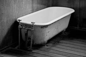 photo - BCC29F antique bathtub