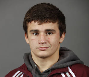 photo - Edmond Memorial wrestler Alec Warren.  Photo by Bryan Terry, The Oklahoman Archives