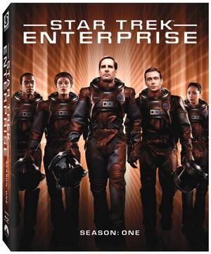 Photo - Star Trek: Enterprise Season One <strong></strong>