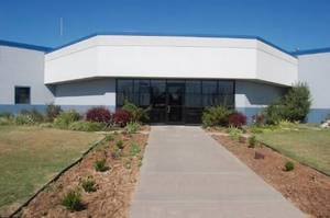 photo - File photo - Mabel Bassett Correctional Center entrance