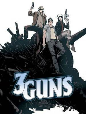"Photo - The cover to the upcoming ""3 Guns."" Boom! Studios. <strong></strong>"