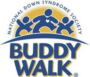 Photo - National Down Syndrome Society Buddy Walk LOGO / GRAPHIC       ORG XMIT: 1207301447351272
