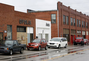 Photo - The popular Norman alternative music venue Opolis is celebrating its 11th anniversary. Photo by Steve Sisney, The Oklahoman <strong>STEVE SISNEY</strong>
