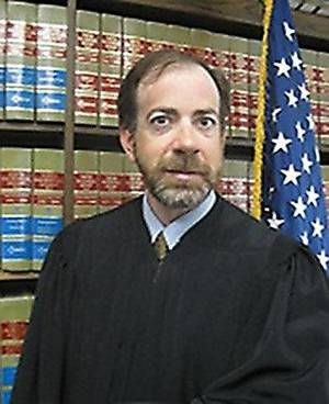 Photo - Oklahoma County Special Judge Stephen P. Alcorn, who is leaving the bench to take a job out of state. Photo provided <strong>PROVIDED</strong>