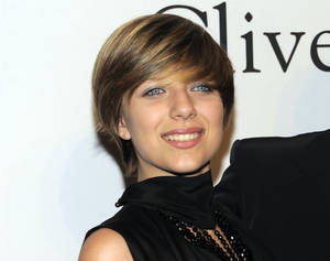 Photo -   FILE _ This Jan 30, 2010 file photo shows Stephanie Rose Bongiovi, daughter of rocker Jon Bon Jovi, at the annual Pre-GRAMMY Gala presented by The Recording Academy and Clive Davis in Beverly, Hills, Calif. Authorities say Jon Bon Jovi's 19-year-old daughter is hospitalized after overdosing on heroin in a dorm at her upstate New York college. Town of Kirkland police say an ambulance was sent to Hamilton College early Wednesday, Nov. 14, 2012, after a report that a female had apparently overdosed on heroin. Police say Bongiovi and 21-year-old Ian Grant, also of Red Bank, were charged with drug possession. Both were issued tickets and ordered to appear in court at a later date. (AP Photo/Chris Pizzello, file)