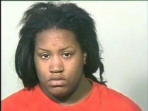 Photo - Rayniqua Lashelle Poole, 18 <strong>Provided - Oklahoma County jail</strong>