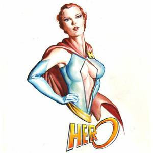 "Photo - Hero, from the graphic novel ""A Hero's Death,"" by Ricardo Sanchez and Mark Texeira. <strong></strong>"