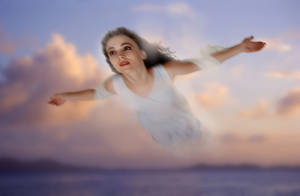 Photo - Most people's first lucid dreams involve flying. Thinkstock photo. <strong>Brand X Pictures</strong>