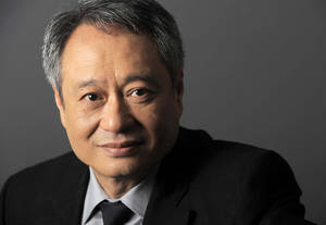 "Photo -   FILE - This April 26, 2012 file photo shows Ang Lee posing for a portrait backstage at CinemaCon 2012, the official convention of the National Association of Theater Owners in Las Vegas. Lee is the director the the film, ""Life of Pi."" (AP Photo/Chris Pizzello, file)"