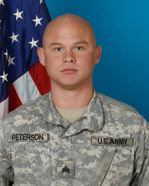 Photo - Sgt. Anthony Peterson
