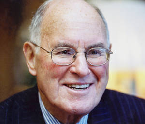 Photo - An undated photo provided by Edelman Public Relations shows the company's founder Dan Edelman.   Edelman died in Chicago on Tuesday, Jan. 15, 2013. He was 92. (AP Photo/Edelman Public relations)