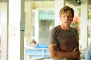 "photo - This image released by Summit Entertainment shows Ewan McGregor in a scene from ""The Impossible."" <strong></strong>"