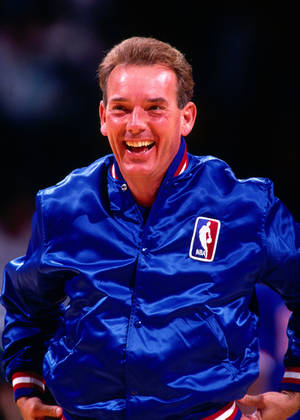 Photo - Former NBA referee Woody Mayfield is a Southwestern State graduate who now lives in Norman.  PHOTO PROVIDED BY NBA