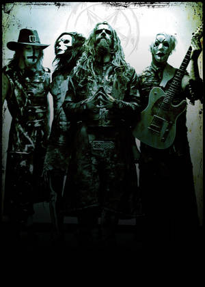 "Photo - Rob Zombie is co-headlining with Korn on the ""Night of the Living Dreads"" tour, which is coming to the Chesapeake Energy Arena on Friday night. From left are  Ginger Fish, Pigggy D, Rob Zombie and John 5.  PHOTO PROVIDED <strong></strong>"
