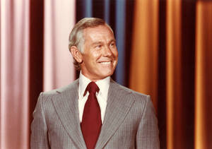 "Photo - Johnny Carson, who hosted ""The Tonight Show"" for 30 years, is featured in a PBS special at 8 p.m. Monday.  NBC photo"