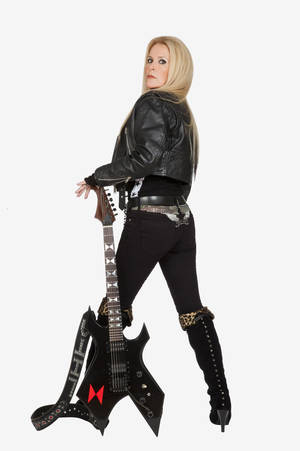 Photo - Lita Ford. PHOTO PROVIDED <strong></strong>
