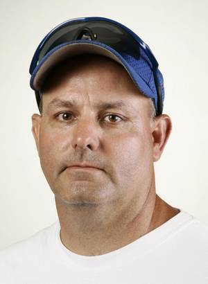 Photo - Shane Weathers, Coyle football coach