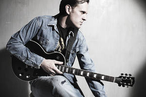 Photo - Blues-rock guitar star Joe Bonamassa performs at 8 p.m. Sunday at Civic Center Music Hall, 201 N Walker.   PHOTO PROVIDED <strong>PROVIDED</strong>