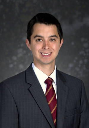 Photo -  Josh Cline A labor and employment lawyer with McAfee & Taft  <strong></strong>