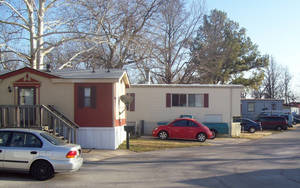 Photo - A view of Council Road Mobile Home Park, 8162 NW 44, Bethany. <strong> - PROVIDED BY KEITH WILSON CO.</strong>