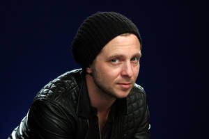 "Photo - This Feb. 27, 2013 photo shows OneRepublic frontman Ryan Tedder in New York. OneRepublic's third album, ""Native,"" was released on March 26. (AP Photo/John Carucci)"